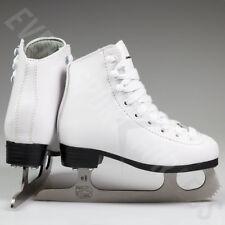 Winnwell Youth Figure Skates - White (New)