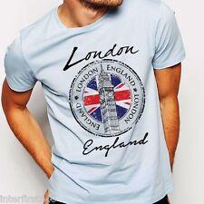 London, T-shirt, England, British, Europe, Vacation, UK, S-2XL Hoodie, Tank Top