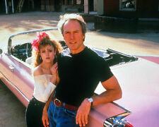 Clint Eastwood Pink Cadillac [1034998] 8x10 PHOTO (autres tailles disponibles)