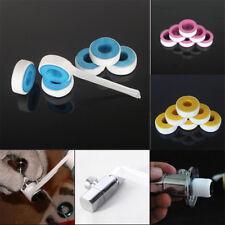 2 Rolls 7M/20M PTFE White Thread Pipe Tape Teflon Plumbers Sealing Tape Seal