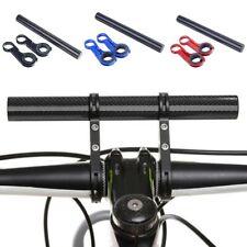 MTB Mountain Bicycle Extension Mount Handlebar Bike Phone Lights Holder Brackets