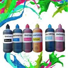 Multipack 100ml Universal Printer Refill Ink Bottle for CISS or Refillable