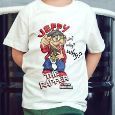 Jeffy the Rapper T-shirt / Super Mario Logan Jeffy T shirt