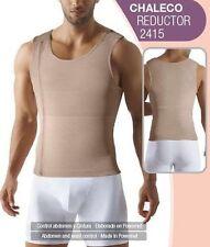 Geordi Abdomen Control Undershirt 2415 Compression Shapewear, Fajas para hombres