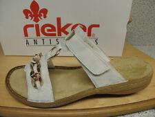 rieker ® SALE  beige  Top Preis + gratis Premium - Socken 60890-80 (R239)
