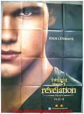 TWILIGHT 5 REVELATION 2ème Partie Affiche Cinéma / French Movie Poster