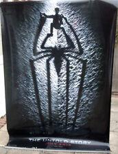 Cinema Banner: AMAZING SPIDER-MAN 2012 Andrew Garfield Emma Stone Rhys Ifans