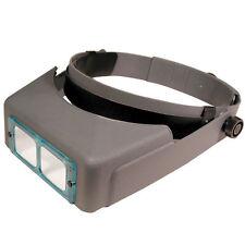 2.75X Optivisor Binocular Headset Magnifier DA 7, Hands Free, Headset, Mag Visor