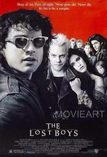 THE LOST BOYS MOVIE POSTER FILM A4 A3 ART PRINT CINEMA