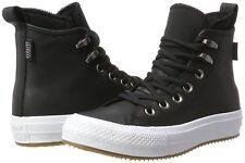 Women's Converse Chuck Taylor A Star Waterproof Boot HI, 557943C Sizes 6-9 Black