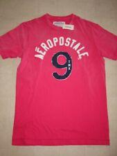Aeropostale Mens  T-Shirt  Pink/Orange 100% Cotton Sz M/L/XL - NWT $26.50