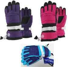 Girls Ski Snowboard Winter Gloves NWT 4 - 6x Waterproof #20235