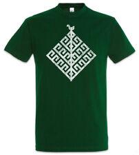 Yggdrasil Symbol T-Shirt Odin Wikinger Vikings Thor Weltenbaum Baum des Lebens