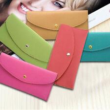 Fashion Women Synthetic PU Leather Purse Wallet Handbag Card Holder Gif