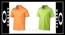 Oakely Newlyn Golf Polo Hydrolix Fabric Training Shirt Top (NEW)