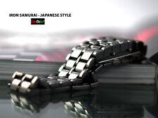 Orologio Iron Samurai Design Nuovo Modello Led Extra Luminosi Non Scolora Watch