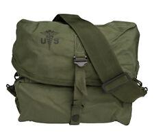 MIL-TEC US Army Kit Medico Borsa Sacchetto DEL PANE Campeggio Utility Bag con cinturino verde oliva