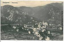 CARTOLINA d'Epoca : GENOVA - SAVIGNONE