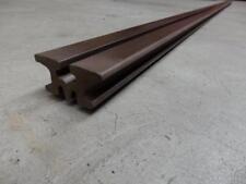 6€/m Timberstar Kosche Unterkonstruktion WPC UK Terrassendielen Leisten 30x60 mm