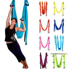 Inversion Therapy Anti-Gravity Aerial Pilates Yoga Swing Gym Hanging Hammock