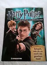 DeAgostini Harry Potter SCHACHBRETT ECKE SEITENTEIL Heft 12,21,28,41,43,46 SPIEL