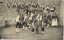 PYRENEES 1066 danse ossaloise n et b pyr illustrées