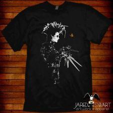 Edward Scissorhands T-shirt by Jared Swart inspired by Tim Burton's film classic
