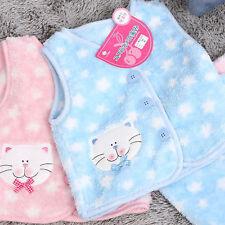 New Made in Korea Cat Microfiber Vest for Children Boy Girl _ MLG-3101