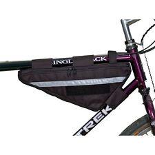 Bushwhacker Tahoe Black Frame Bike Bag Top Tube Cycling Bag Bicycle Triangle