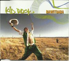 KID ROCK Bawitdaba EDIT & I am the Bulldog ACOUSTIC CD Single SEALED USA seller