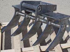 Roderechen, Wurzelrechen, Baggerharke in verschienden Gößen wählbar 30-150cm