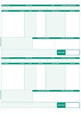 SAGE PAYSLIP PLUS WITH ADDRESS FIELD - COMPATIBLE GREEN x 1000 - SLPAYADG