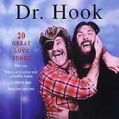 DR. HOOK  20 Great Love Songs CD