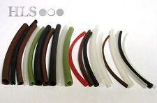 Silicona Aparejo Fundas, 5cm UNIDADES todos los colores y tamaños - HLS Carpa [