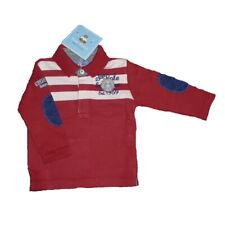RIVER WOODS langärmliges Jungen Polo-Shirt Gr. 74 80 86 92 98 104