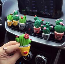 Ambientador de aire de coche plantas perfume salida de aire acondicionado