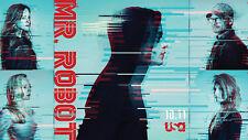 Monsieur robot art TV Show Poster print T101