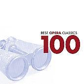 100 Best Opera Classics (6 Discs, Warner Classics) Like New