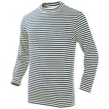 Mil-Tec Herren Russische Marine Pullover Langarm Shirt Marinehemd f. Winter