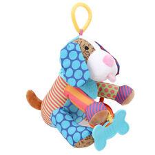 Music Baby Toys Teether Infant Plush Mobile Crib Car Hanging Rattles Stroller Z
