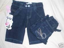 GiGi Girls Jean Shorts  STRETCH SIZE 6 NEW