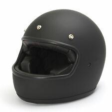 CASCO the Maverick Nero Opaco, Casco integrale, Full Face Helmet FLAT BLACK