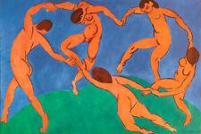 HENRI MATISSE THE DANCE POST IMPRESSIONISM GICLEE PRINT FINE CANVAS