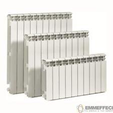 RADIATORE IN ALLUMINIO GLOBAL MODELLO VOX INTERASSE 800 mm BATTERIA DA 3 - 4 - 6