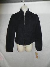 DKNY Jeans Jacket Black Womens Small NWT $79