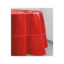 Tovaglia rotonda trasparente diam. 180 cm CRISTAL