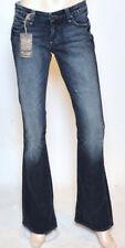 Paige MONTECITO Bootcut Flare Leg Mid-Rise Jeans Pants 28 Karma Wash Nwt $189