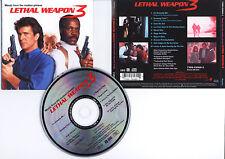 L'ARME FATALE 3 Gibson (BOF/OST) E.Clapton (CD) 1992