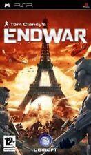 Tom Clancy's EndWar (12+) 2006  Ubisoft  Sony PSP Game