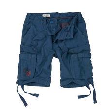 Surplus Shorts Airborne Vintage Navy